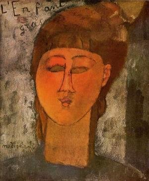 Amedeo Modigliani - The Complete Works - Portrait of Frank Burty Haviland - modigliani ...