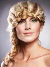 Formal Braided Hairstyles For Long Hair, Best Updos for