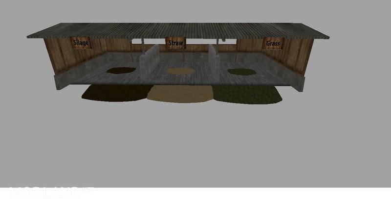 Food Storage Farming 17 V 10 Mod Farming Simulator 17