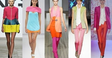 Цвета одежды, модные в 2016 году