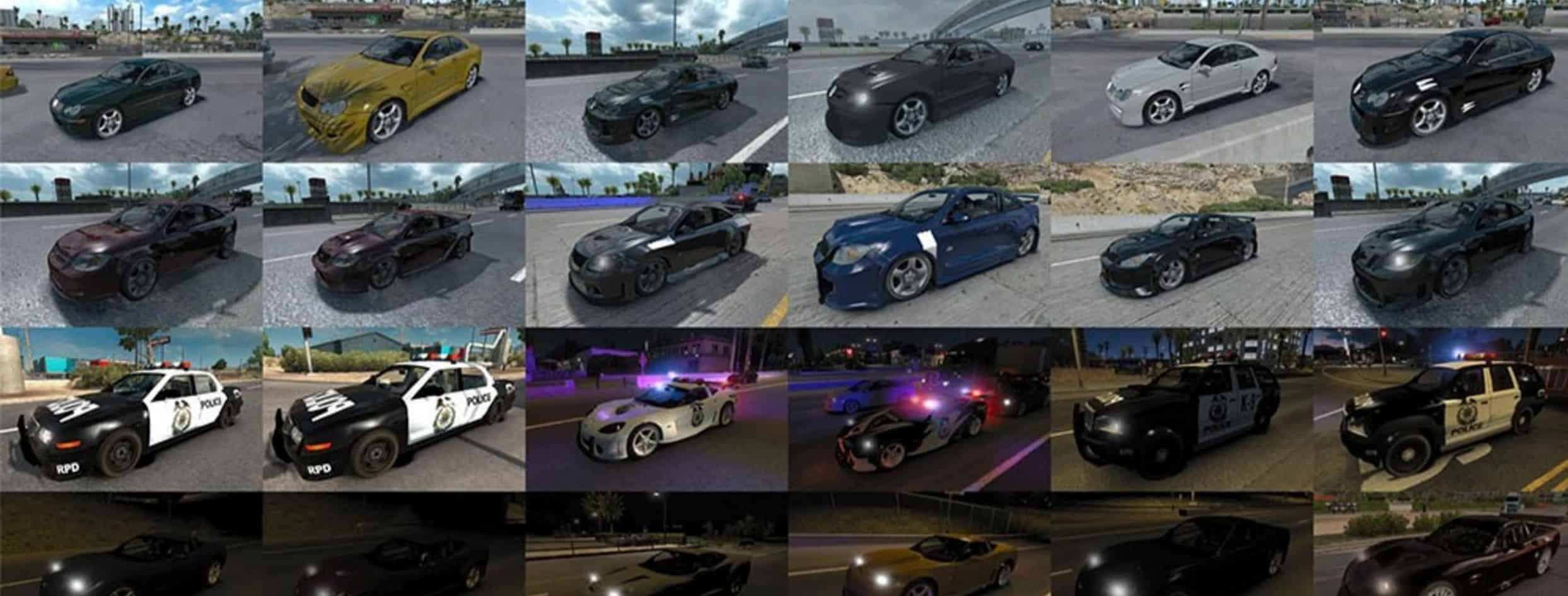 Nfs Most Wanted Traffic Pack Update 110416 Mod American