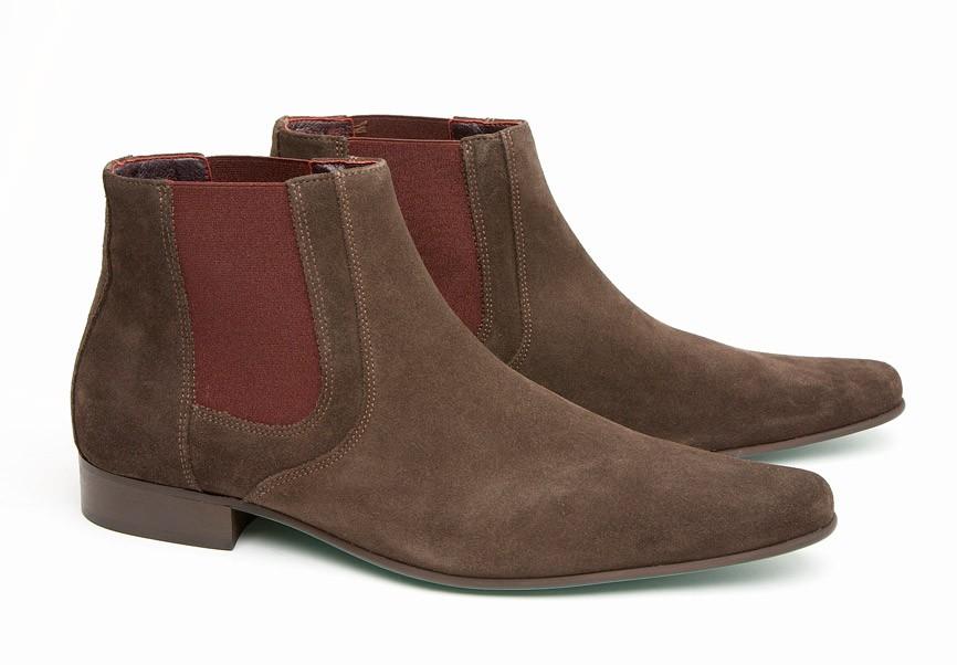Chelsea Boots Mod Shoes