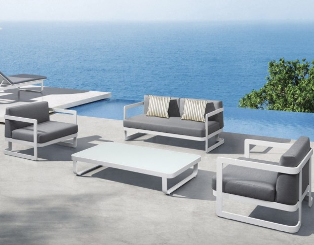 modern outdoor furniture contemporary patio