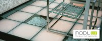 MODU SAFE - Slip Resistant Glass Floors