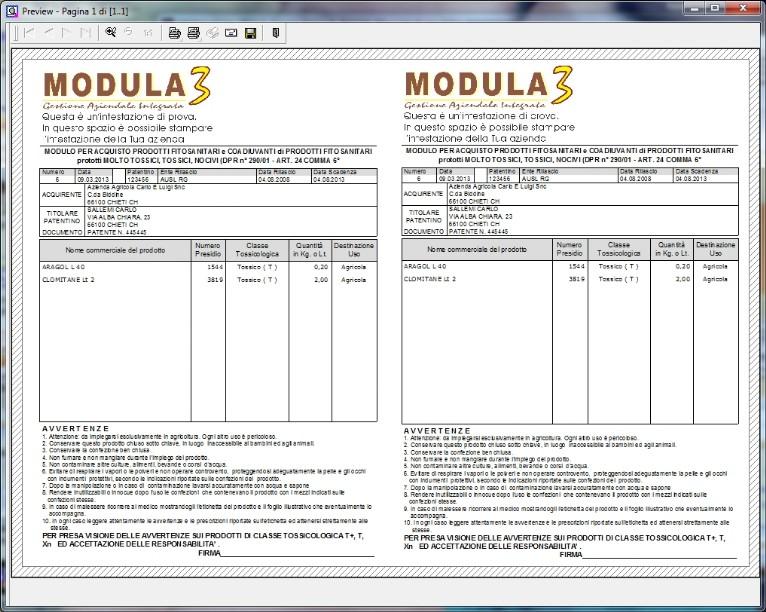 Fatture e DdT - Modula3 il gestionale che fa per te A partire da