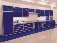 Gallery of Garage & Shop Aluminum Cabinets | Moduline