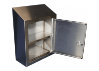 Custom Lightweight Trailer Cabinets with Sinks   Moduline