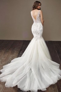 Wedding Dress Inspiration - Badgley Mischka - MODwedding