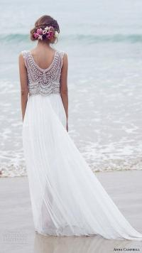 Casual Beach Wedding Dresses To Stay Cool | LushZone