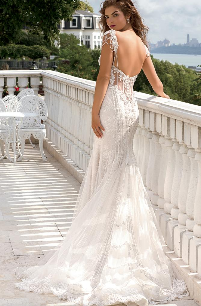 The Latest Eve of Milady Wedding Dresses with Exquisite Designs
