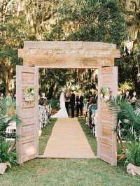 Outdoor Wedding Ideas that are Easy to Love - MODwedding