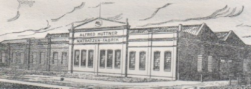 Alte Matratzenfabrik