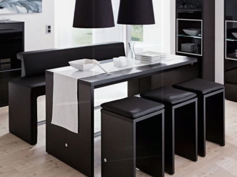 arte m esszimmerbank design. Black Bedroom Furniture Sets. Home Design Ideas