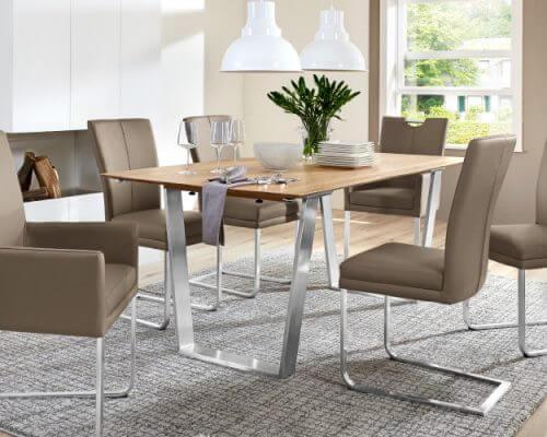 Möbel Rundel   Ihr Möbelhaus In Ravensburg   Esszimmer Chesterfield