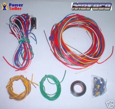 Empi Wiring Harness Wiring Diagram