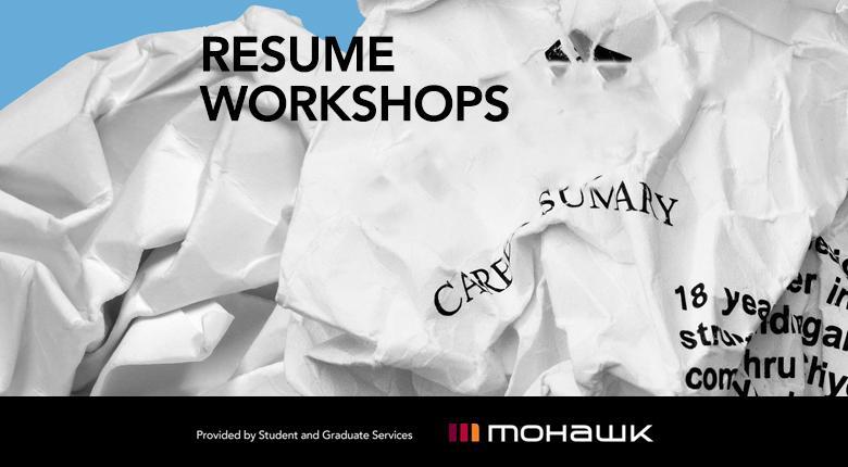 mohawk college resume help missing dog flyer template - College Resume Help