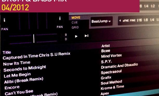DNB Mix – April 2012