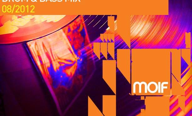 August 2012 DNB Mix