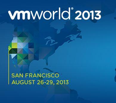 VMware VMworld 2013 Day 1 Announcements