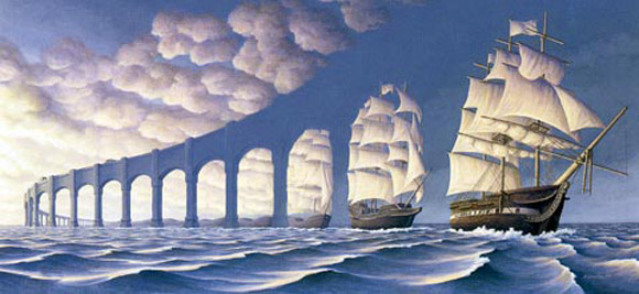 Alex Morgan Quotes Wallpaper Ships And Arches Optical Illusion