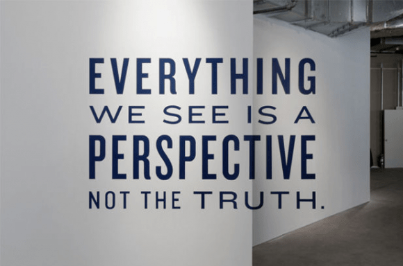 Apple Quotes Wallpaper All About Perspective Optical Illusion