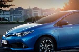 Toyota sprzedała milion hybryd w Europie