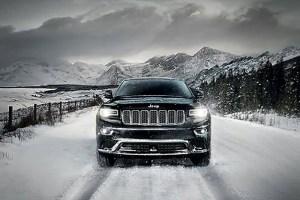 "Jeep® zainaugurował ""Winterproof"" – europejski Winter Tour 2016."