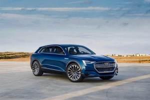Fabryki Audi gotowe do wdrożenia mobilności elektrycznej
