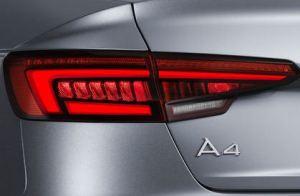 Audi A4 Internetowym Samochodem Roku 2015