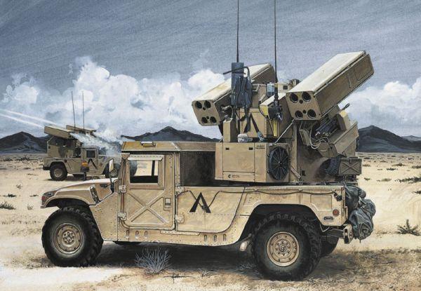 3d Wallpaper Cm Launcher Hummer Avenger Model Do Sklejania Italeri 6387