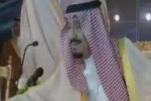 بالفيديو: لحظة تدشين خادم الحرمين لـ 6 مشاريع عملاقة لأرامكو بالظهران