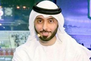 """وفاة الإعلامي الإماراتي """"حمد الإبراهيم"""" مذيع أبو ظبي الرياضية"""