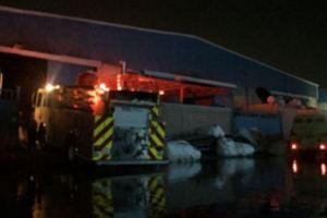مدني جدة ينتشل جثة شخص سقط في خزان مياه