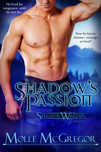 Shadow's Passion Cover