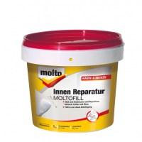 Molto Reparatur Moltofill Innen - Direkt aus der Tube ...
