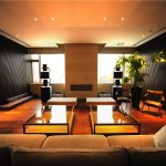Tokyo Penthouse - Living Room