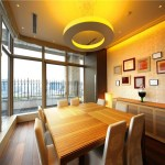 Tokyo Penthouse - Casual Dining Area