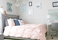 Teen Girl's Bedroom Makeover - Mom 4 Real