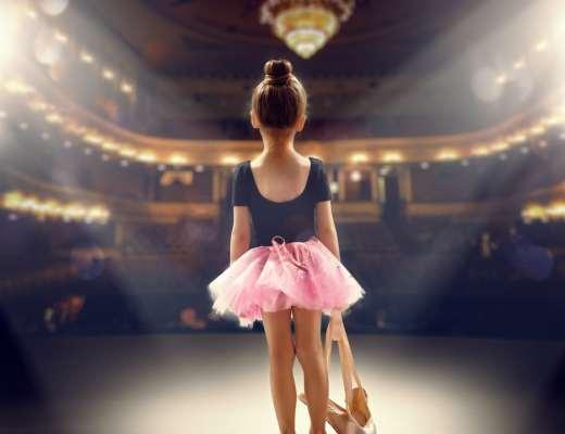 ballerina ontbijt feestje