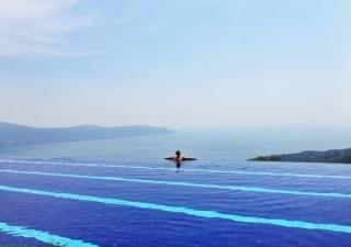 Lefay Resorts piscina Infinity