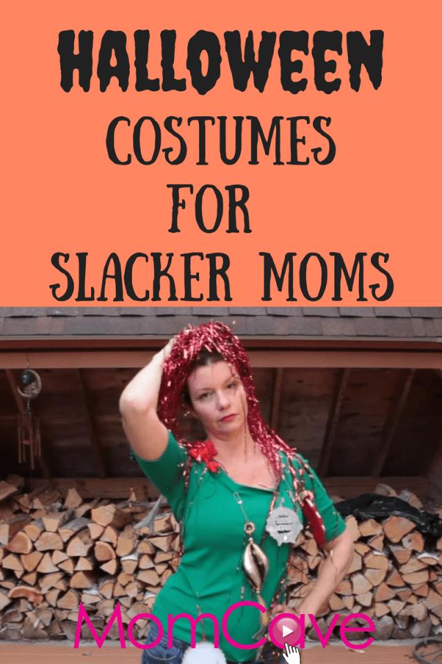 Easy Cheap Halloween Costumes Slacker Mom MomCave