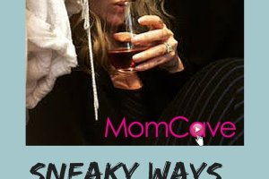 Sneaky Ways to Relax MomCave moms