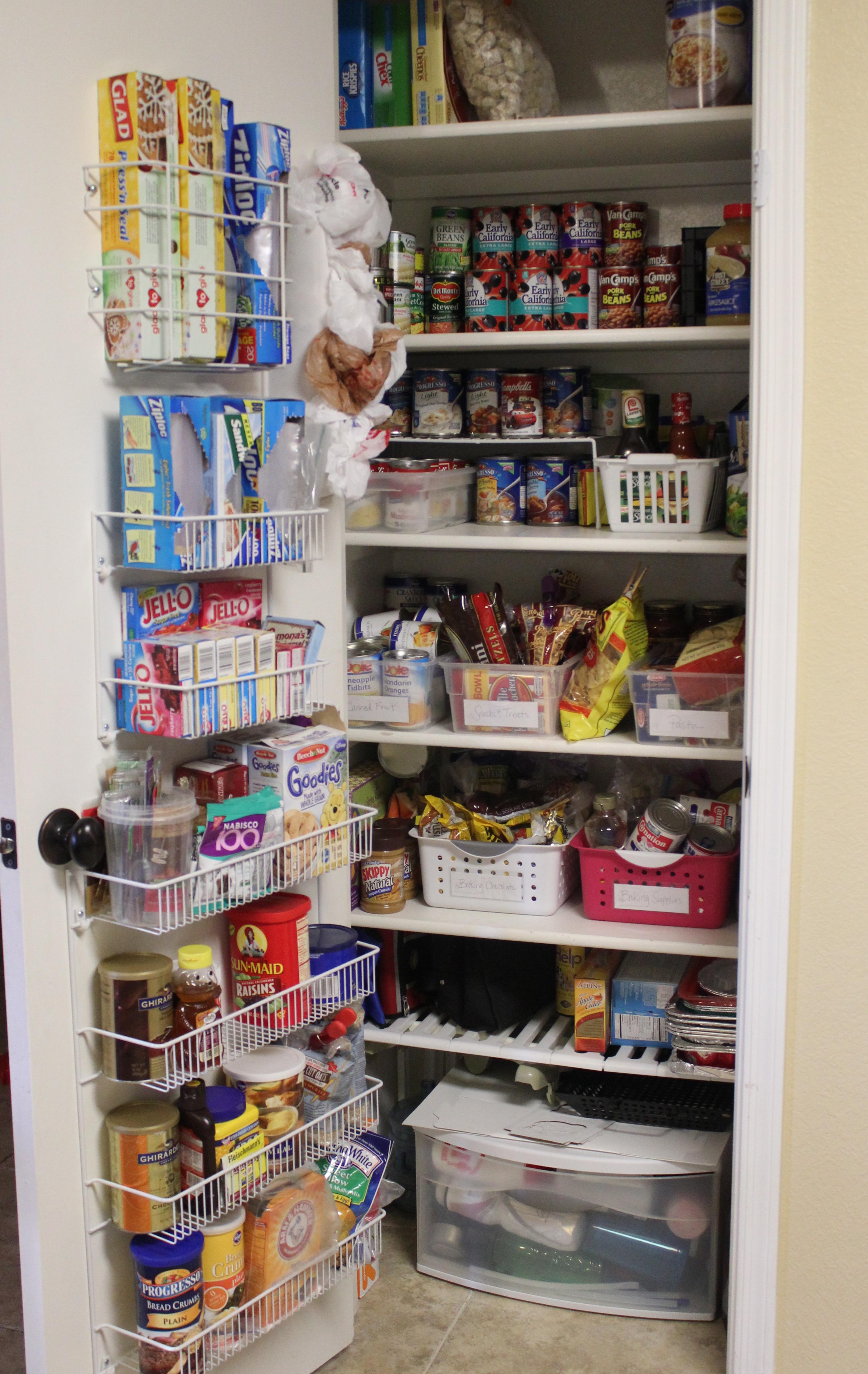 pantry organization pantry challenge finale kitchen organization ideas SOOoooo much better