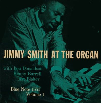 Jimmy Smith BN1551