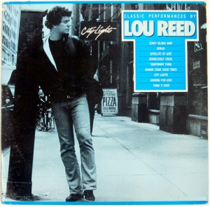 Classic Performances By - Lou Reed  (1985) Arista