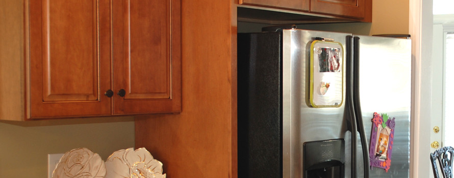 Momentum Construction » Refrigerator Basic Options Explained