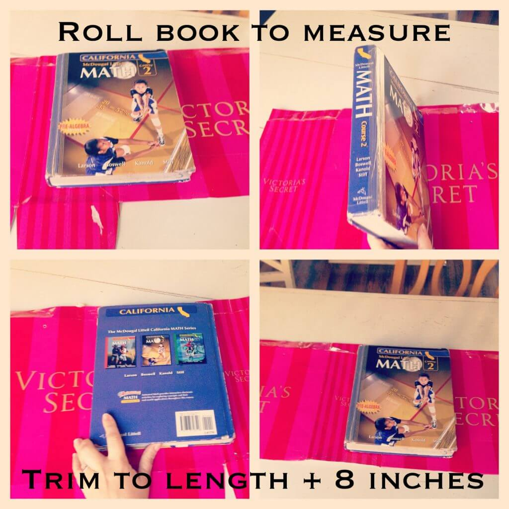 Fullsize Of How To Wrap A Book