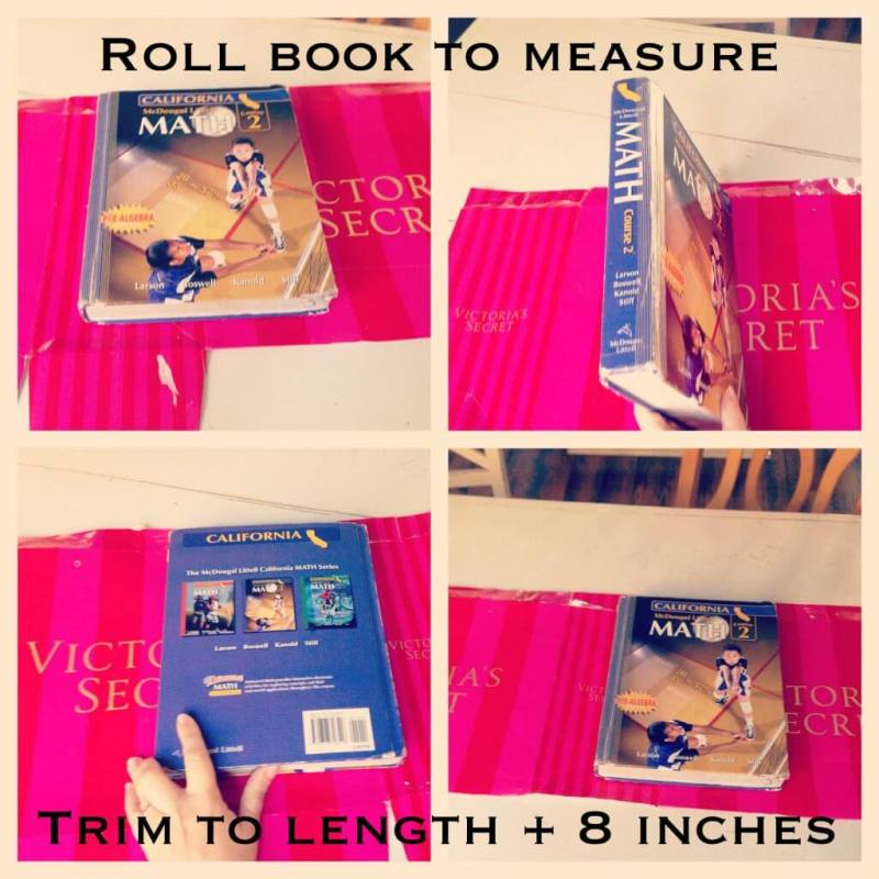 Large Of How To Wrap A Book