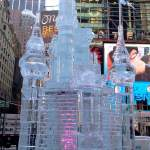 Wordless Wednesday: Disney Ice Castle at Times Square