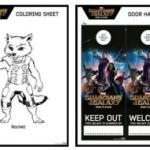 12 Guardians of the Galaxy Coloring Pages & More